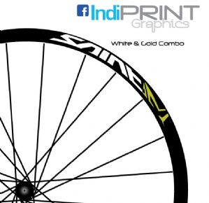 Shimano Saint Rim Decals